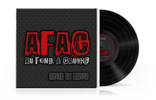 Vinyle AFAG Sales Gosses